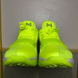 6b89329593c3 Nike Shoes - Nike PG 1 Volt Tennis Ball Shoes Men s 11 Used PG1